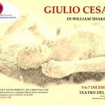 Nuove repliche di GIULIO CESARE a Bologna: 27 maggio e 17 giugno