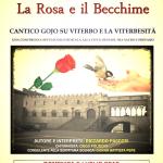 LA ROSA E IL BECCHIME: 5 luglio al Caffeina Festival di Viterbo!