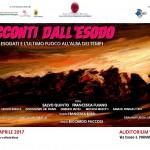 Racconti dall'Esodo, 22 aprile a Parma!
